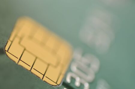 Macro business chip card