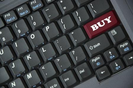 Buy on keyboard photo