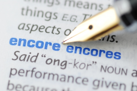 Encore - Dictionary Series