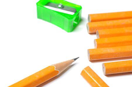 鉛筆の削りくずを