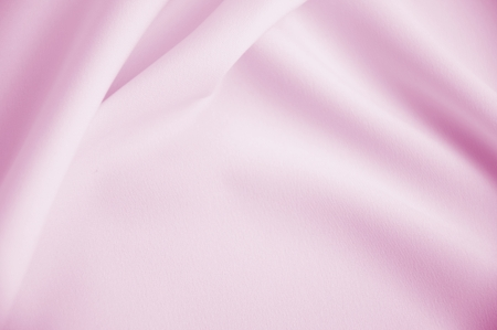 Pink satin with copy-space
