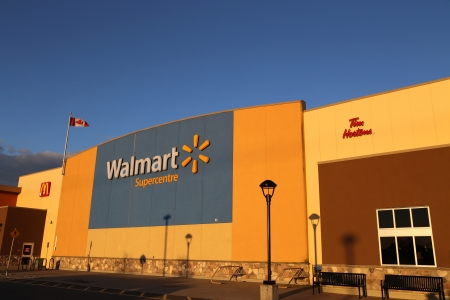 famous industries: New walmart store opening on Port Coquitlam, BC Canada