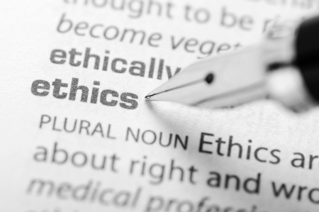 Ethics - Dictionary Series
