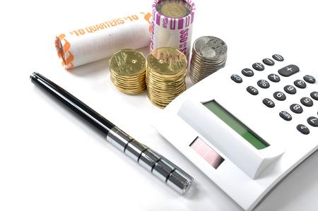 account executive: Finance items
