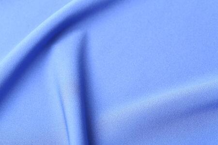 copyspace: Blue satin with copy-space
