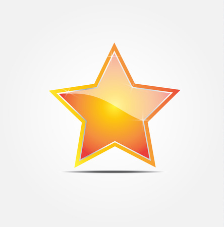 gold star: gold star illustrator