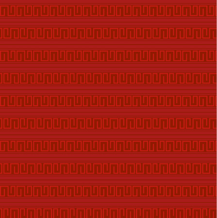 snake calligraphy: abstract chinese new year background vector design Illustration