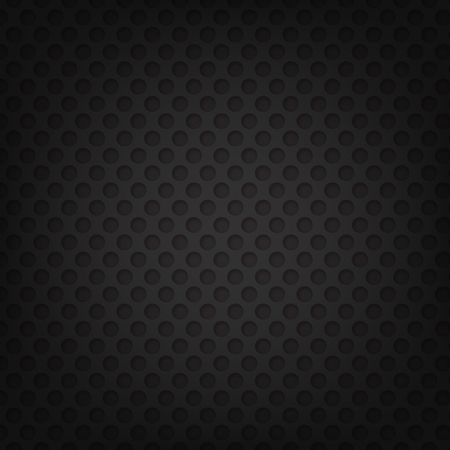 speaker grille pattern: vector abstract dotted metal background design