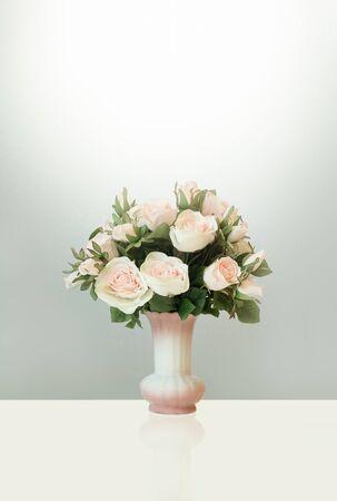 pastel colors: Vintage rose