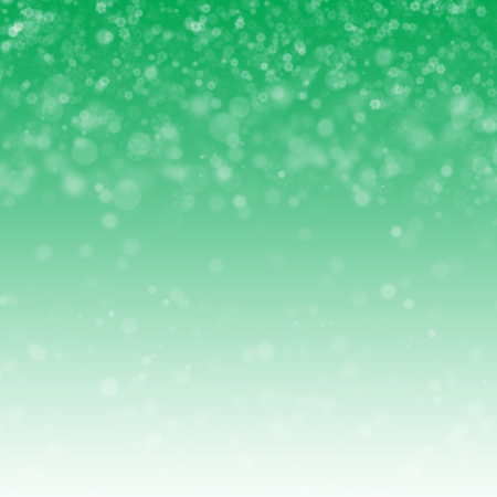 e new: Christmas background with snow