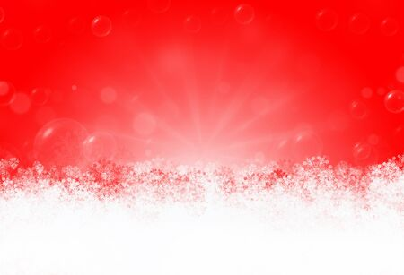 red star: Beautiful Christmas Background Stock Photo