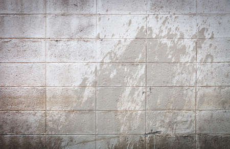 cinder: Cinder block wall background and texture