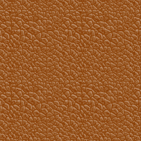pictured: Brown leather seamless background, pictured in detail. Easy in use.