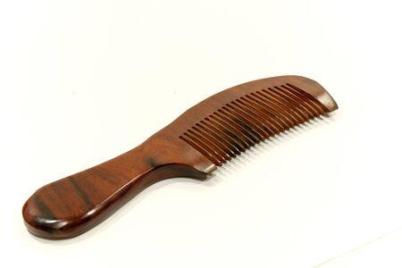 wooden comb photo
