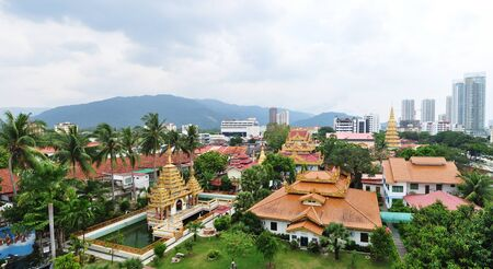 temple: Temple in Penang ,malaysia