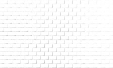 bric: Brick wall background in white tone