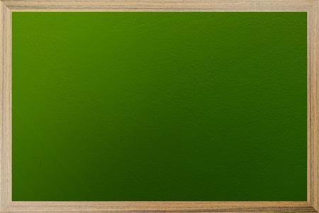 green tone: blackboard in green tone Stock Photo