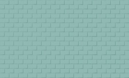 bric: Brick wall background in blue tone