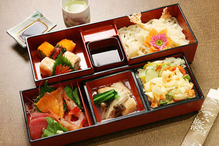 bento: high resolution for food & beverage photo