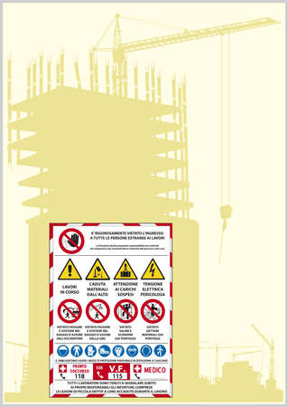 sign safety italian law