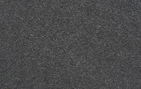 Rough grain Sand paper texture : black Stock Photo