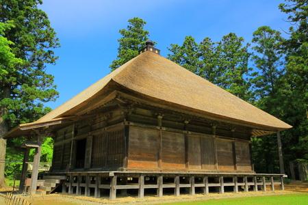 the world heritage: World Heritage hiraizumi-motsu-JI