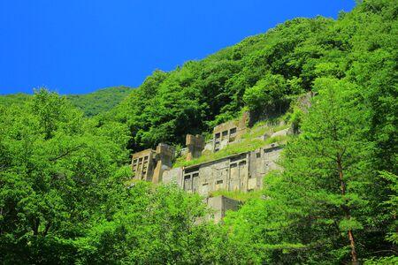 mine site: Iwate Kamaishi mine site