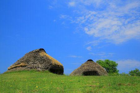 designated: National designated historic site kabayama ruins pit-House