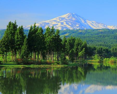 Green Mt. chokai