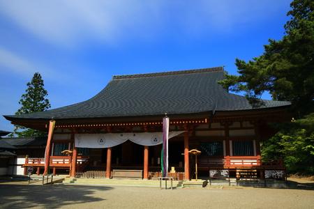世界遺産平泉新鮮な毛越寺