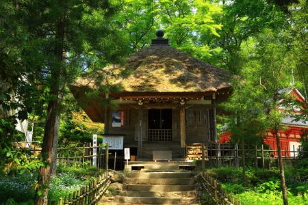 abi: hiraizumi takkoku no Iwaya bishamon Editorial