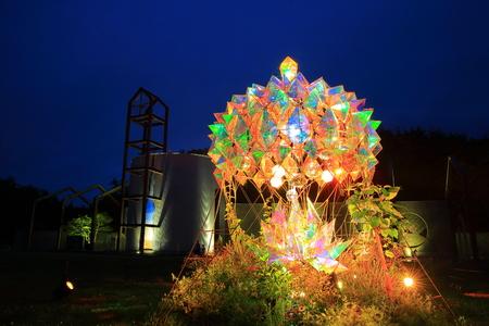Miyazawa Kenji storybook village lights