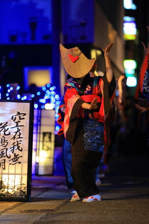 Nishimonai Bon Festival dansen