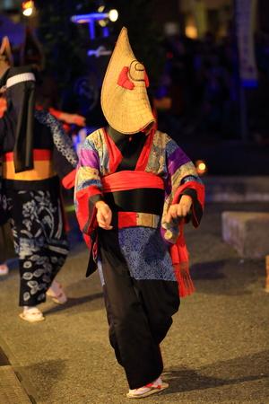 Nishimonai Bon Festival dance