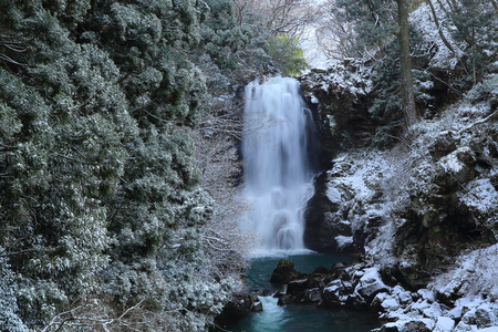 The winter NAO-shirataki