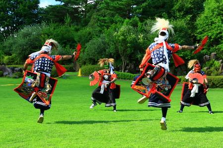 Kitakami Arts Festival onikenbai