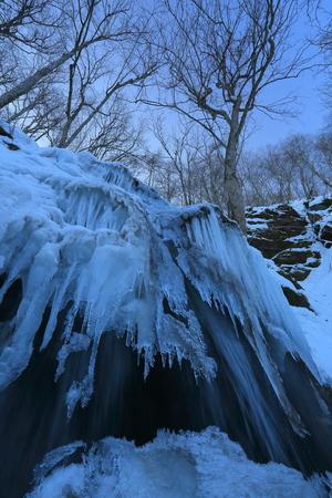 Falls back on winter torrent stream kumoi