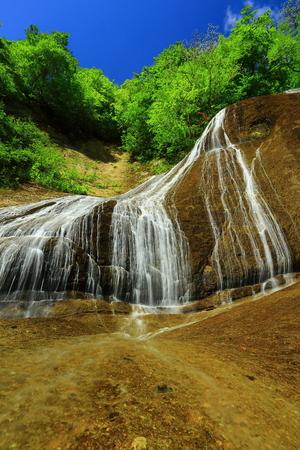 Fresh Miroku waterfall