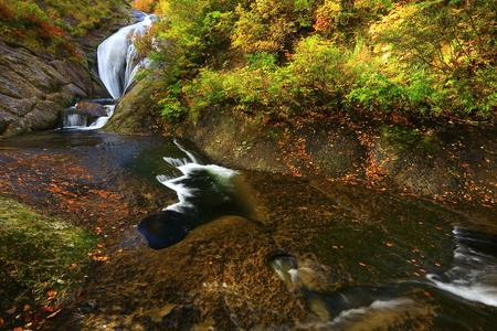 Autumn Valley Stok Fotoğraf - 113785976