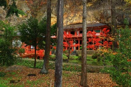 Hiraizumi world heritage foliage