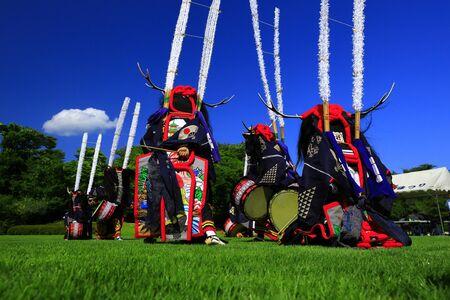 Kitakami Arts Festival Banque d'images - 129405412