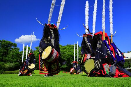 Kitakami Arts Festival Banque d'images - 129405466