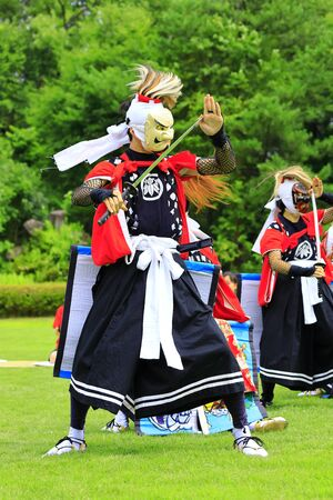 Folk Performing Arts, Kitakami City, Iwate Prefecture