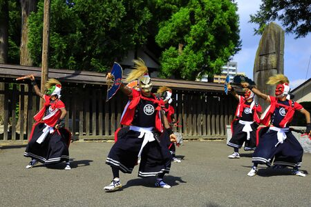 Iwate Prefectural Folk Performing Arts OnikenMai