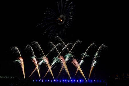 Hanamaki Fireworks Display