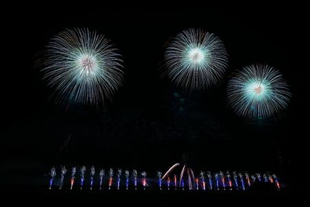 Akita Omagari Fireworks Competition