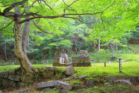 World Heritage sites in Kamaishi city ?? blast furnace ruins 에디토리얼