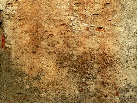 Old grunge wall  - texture and background