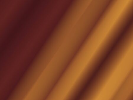 Abstract brown and yellow background -  illustration Vector