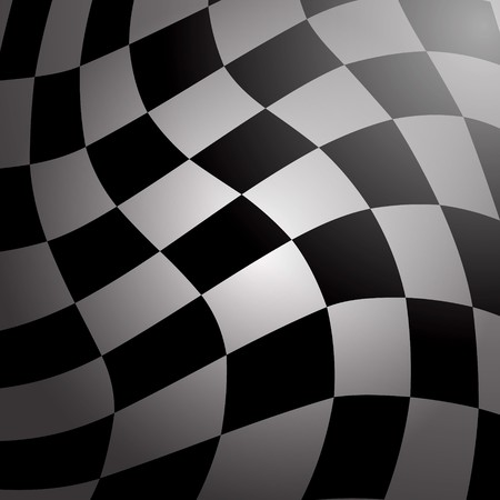 time square: Abstract checkered background   illustration.